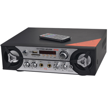 Hifi stereo karaoke mini home audio amplifier