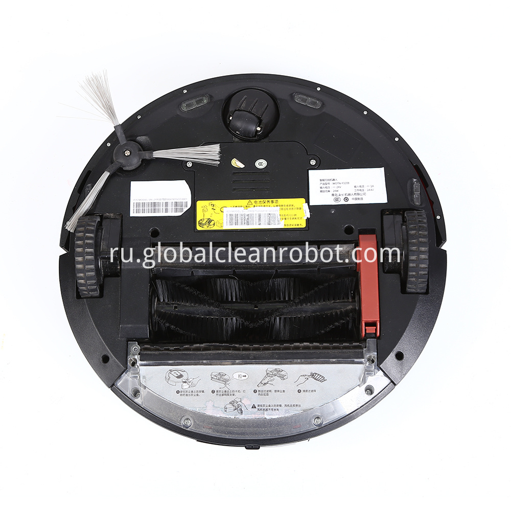 Robot vacuum cleaner camera