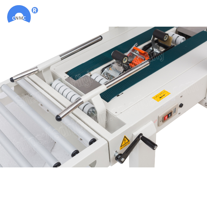 Karton Karton Box Sealer Machine Tape Sealer