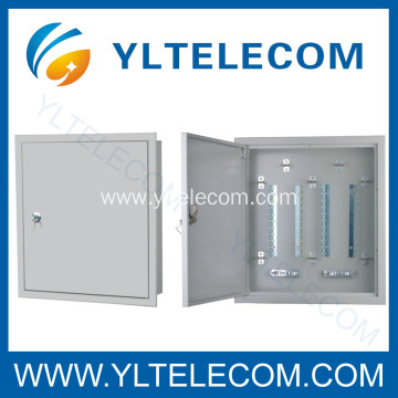 Metal Distribution Box Inbuilt Type 200 pairs