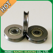 Customized Supplier for V Groove Track Bearing Miniature V Groove Ball Bearing 625ZZ supply to United States Supplier
