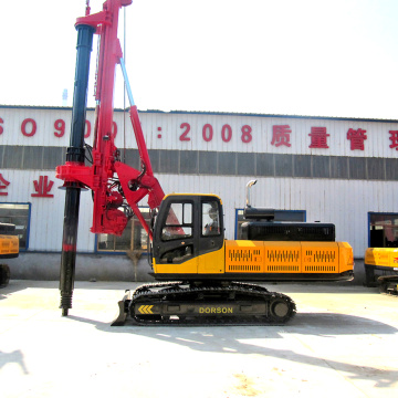Hydraulic Spiral Micro Rotary Pile Drilling Rig