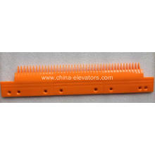 Orange Comb Plate for Hyundai Escalators S655B6