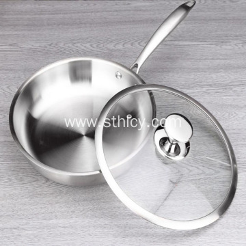 Stainless Steel Honeycomb type Non-stick Pan