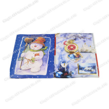 Holiday Cards, Pop-up Greeting Cards, Postcard