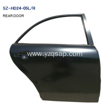 Popular Design for Offer Doors For MAZDA,MAZDA Accord Door Replacement,MAZDA Door Skin From China Manufacturer Steel Body Autoparts MAZDA M6 2003 REAR DOOR export to Algeria Exporter
