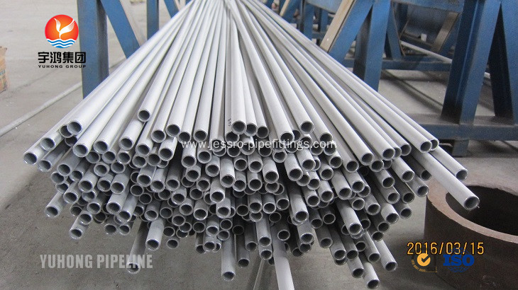 Stainless Steel Seamless Boiler Tube B674 904L