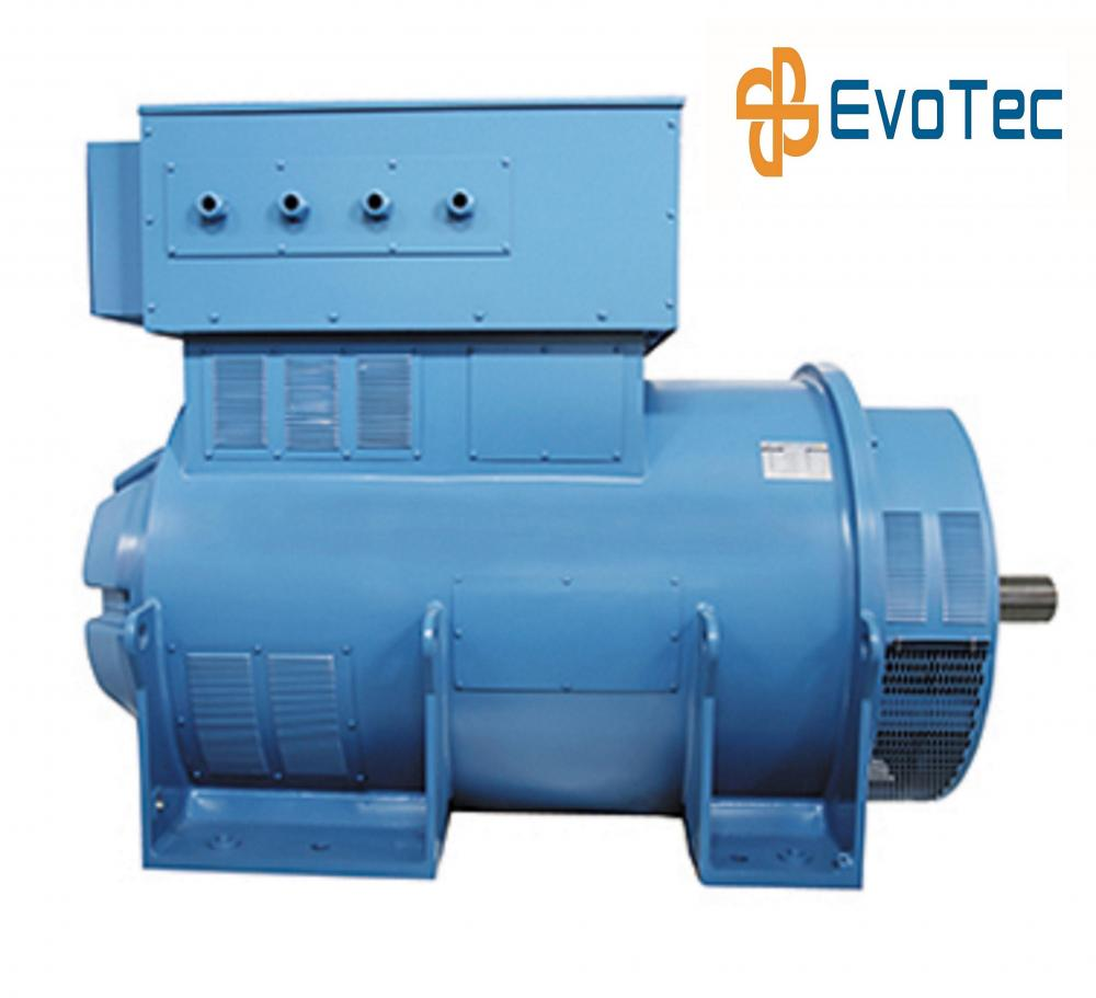 High Voltage Synchronous AC Alternators