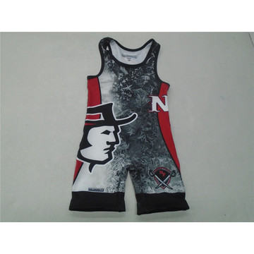 Cheap custom kids youth singlets infant wrestling singlet