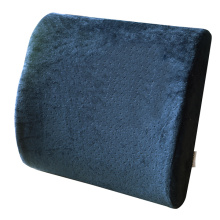 Back Seat Cushion Memory Foam Lumbar Pillow