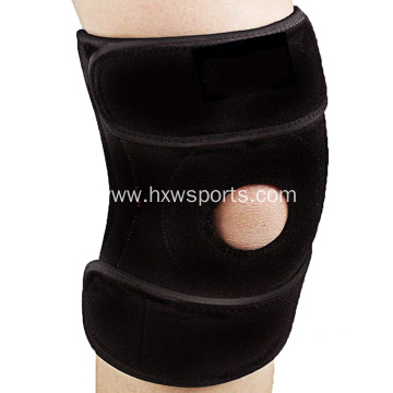 Stretch Breathable Open Patella Stabilizer Knie Brace