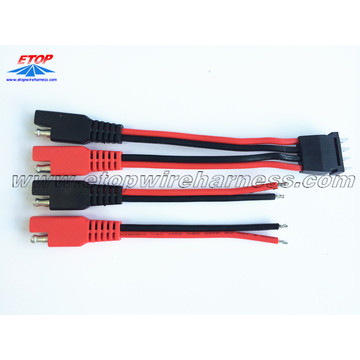 Molded Vehicle Plug Cable