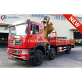 Grand camion-grue articulé Dongfeng T5 10T 2019