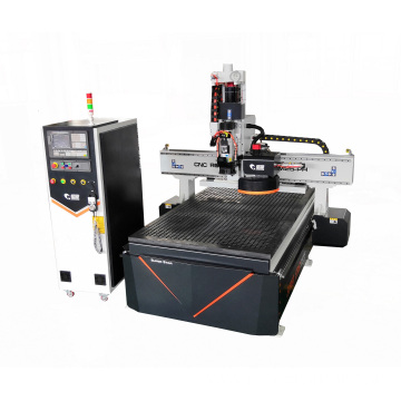 Carrousel type Auto Tool Changer CNC Router