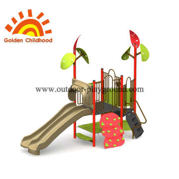 Single Maple Leaf Outdoor Structure For Children