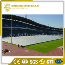 Football Field Tarp Sliver Cover
