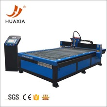 CNC plasma cutting machine with troubleshooting manual