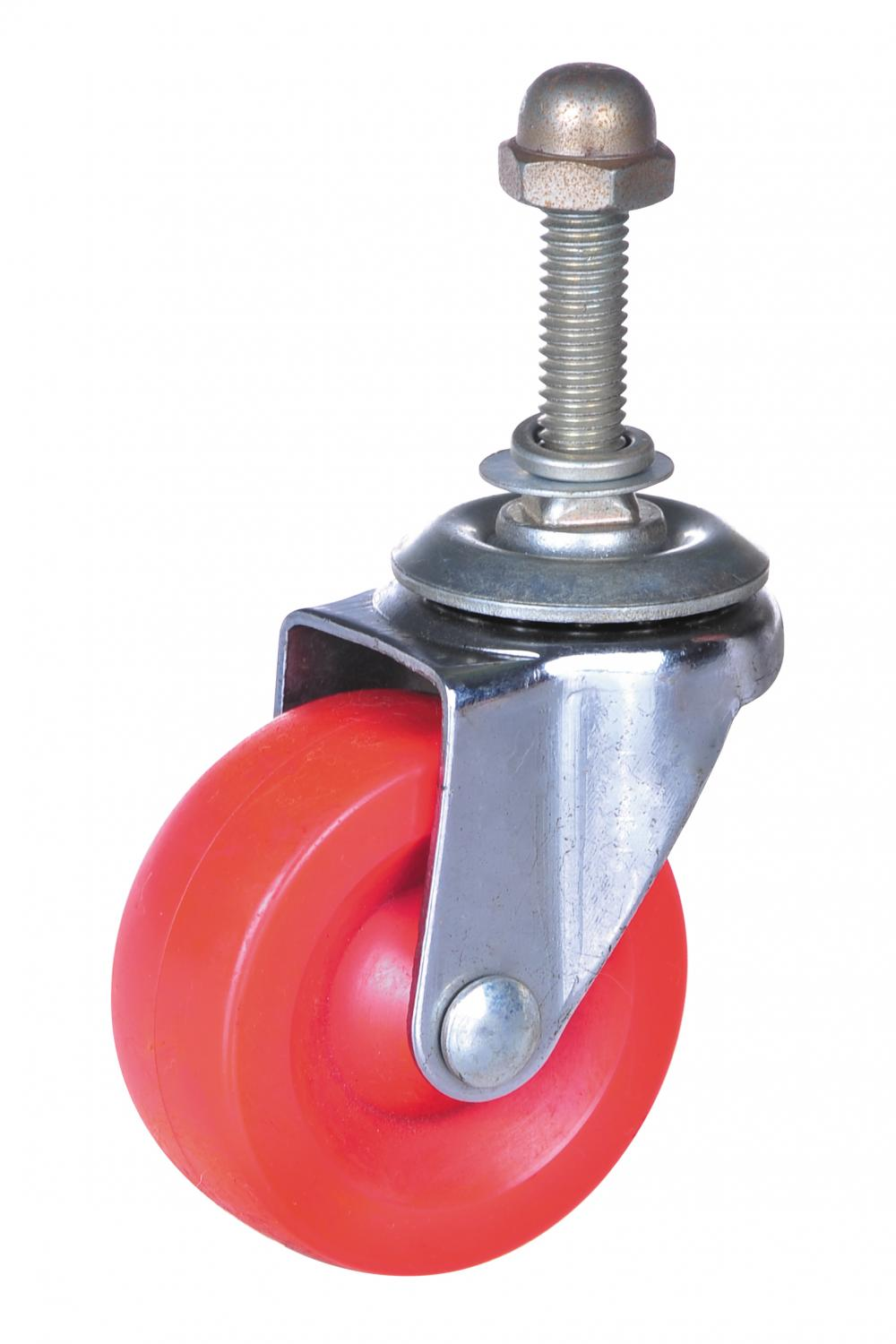 2inch PP/PVC Swivel Caster no brake