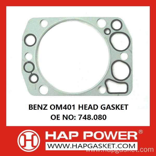 BENZ OM401 Head Gasket NO 748.080