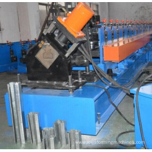 cargo bracket plate series roll forming machine upright channel machine