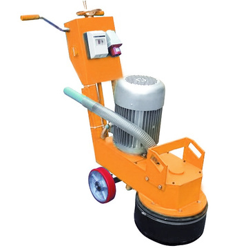 wet dry concrete floor grinding polishing machine