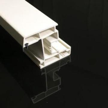 Casement PVC Profiles For Windows In 60mm