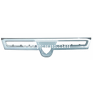 China Factory for for Dacia Duster Body Parts Duster 2008 Upper Chromed Grille Moulding 620780003R export to United States Suppliers