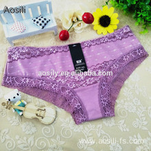 AS-507 new lace shortie panty simple shorts lace cheekini