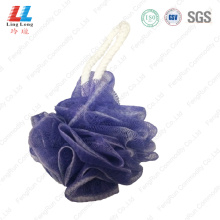 Nylon mesh sponge bath ball