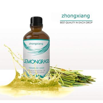 Supply Bulk Therapeutic Grade Lemongrass Essential Oil