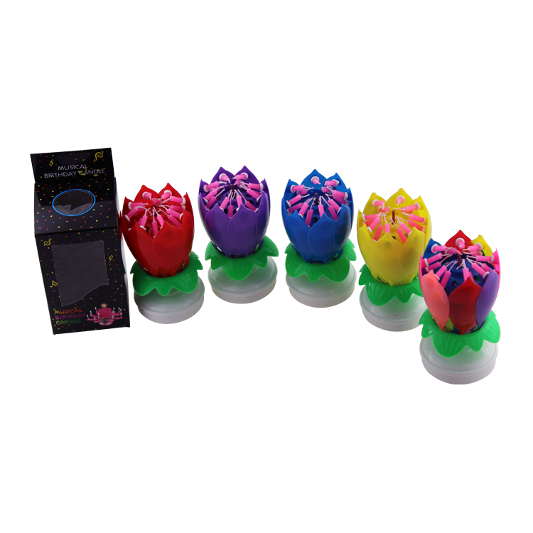 14 mini candles birthday candle