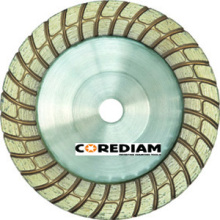 Aluminium Based Diamond Cup Wheel