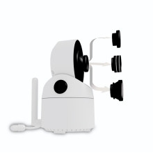 Baby Monitoring Camera With Interchangeabole Optical Lens
