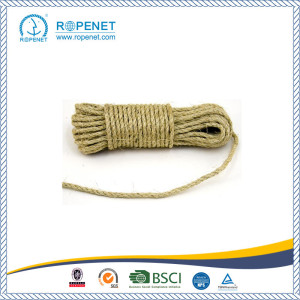 Good Quality for for Sisal  Rope Low Price Sisal Twisted Rope Hot Sale supply to Micronesia Factory