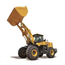 China for 6T Loading Capacity Wheel Shantui 6 ton SL60WN-8 Wheel Loader export to Bahamas Factory