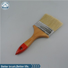 Good Quality for Natural Hardwood Paint Brush Hot Sale Plastic Handle Wall Paint Brush Cheap Paint Brush supply to Albania Factories