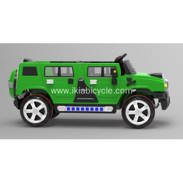Electric Car Green Color Ride on Car