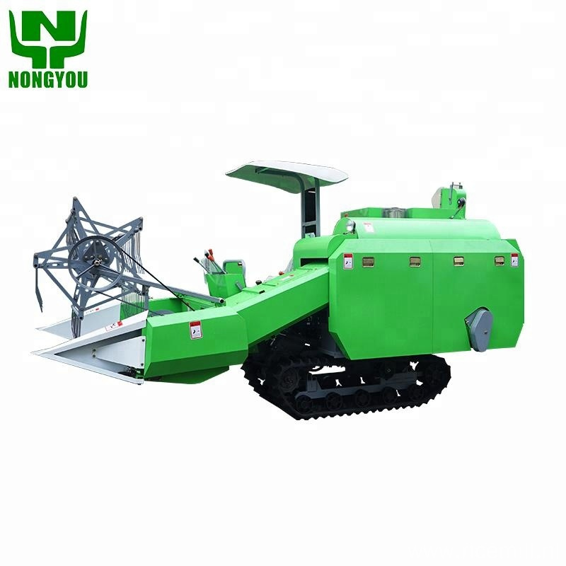 Rice Combine Harvesters Machine 4LZ-1.6