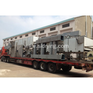 plant fibres  dryer equipment
