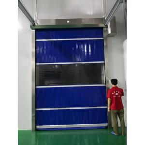 PVC Interior Roll Up PVC Doors