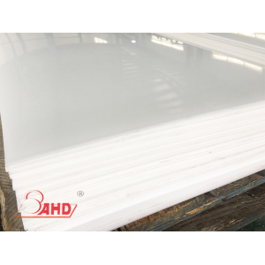 Factory making for Conductive Pom Sheet T 3mm Extrusion White POM Delrin Sheet supply to Iran (Islamic Republic of) Exporter