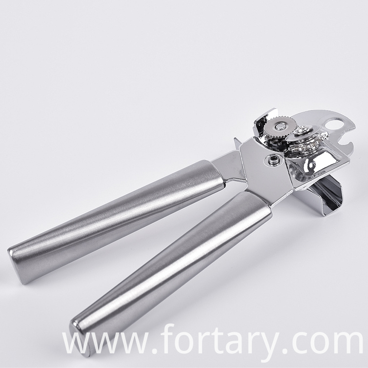 Stainless Steel Handle Can Opener