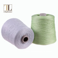 tape style 100% mercerized mako cotton knitting yarn