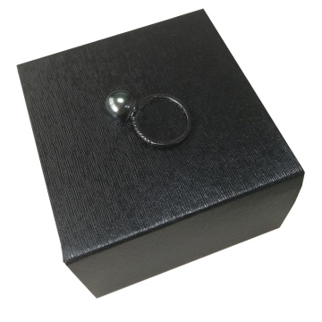 Customized drawer jewelry box slide ring box