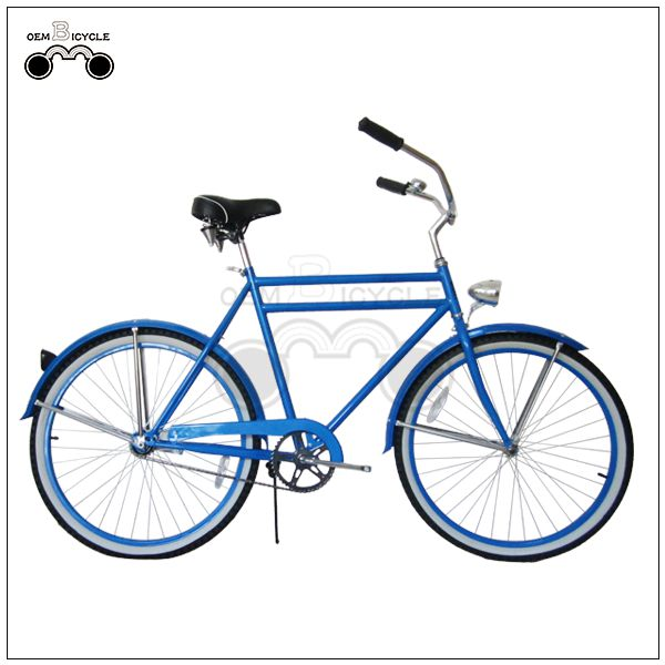 double top tube beach bike