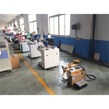 portable 20w fiber laser marking machine