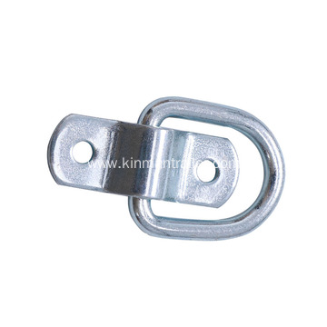 Standard Size Metal Rope D Ring