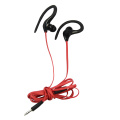 OEM ODM Wired Sport Earphones Earhook Headphones