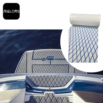 Melors Boat Flooring Marine Diamond Decking EVA
