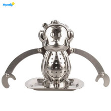 Stainless Steel Creative Monkey Tea Infuser